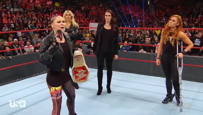 WWE Monday Night Raw 2019,WWE,Raw