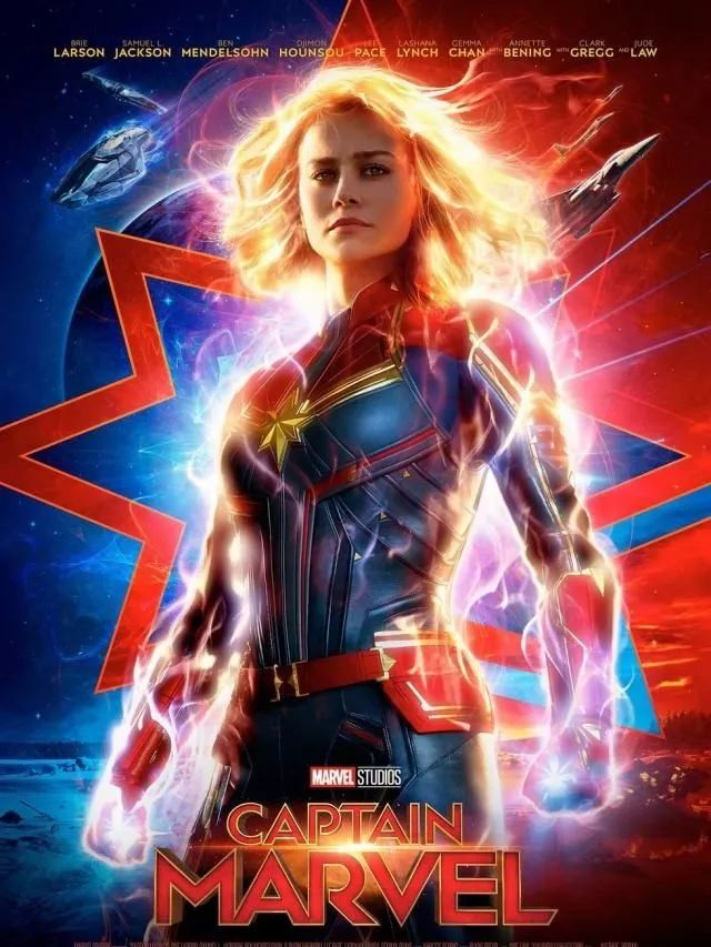 فيلم Captain Marvel 2019 مترجم HDCAM
