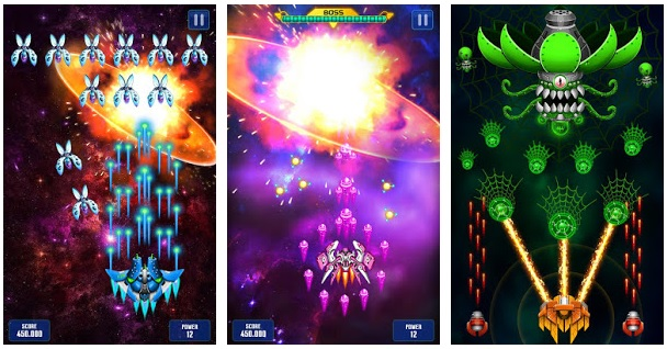 Galaxy Attack Space Shooter,Space,Attack,Galaxy,Shooter,لعبة,العاب,تسلية,اندرويد,مود,هاك,مهكرة,game,games,android,mod,hack,hacked