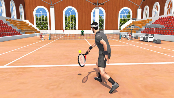 First,Person,Tennis,Real,Tennis,Simulator,لعبة,كاملة,العاب,رياضية,GAMES,game,sport