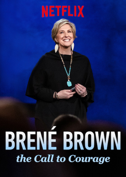 عرض Brené Brown: The Call to Courage 2019 مترجم