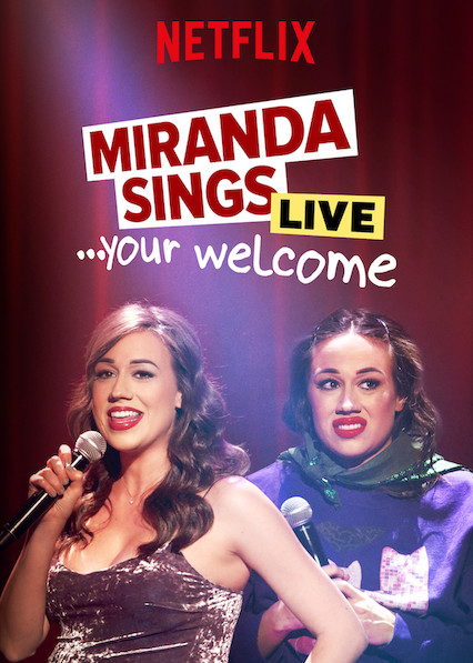 عرض Miranda Sings Live…Your Welcome 2019 مترجم