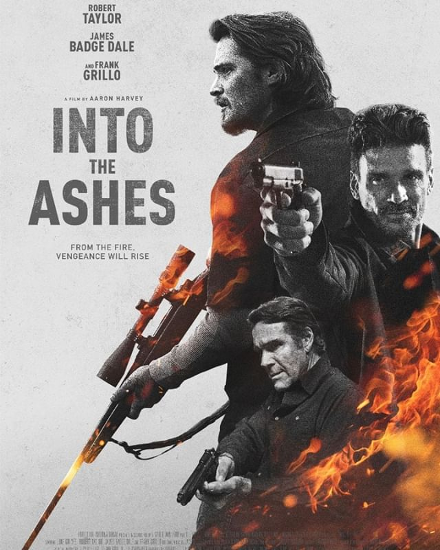 فيلم Into The Ashes 2019 مترجم