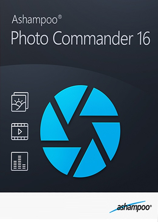 برنامج التصميم Ashampoo Photo Commander 16.1.0 Final