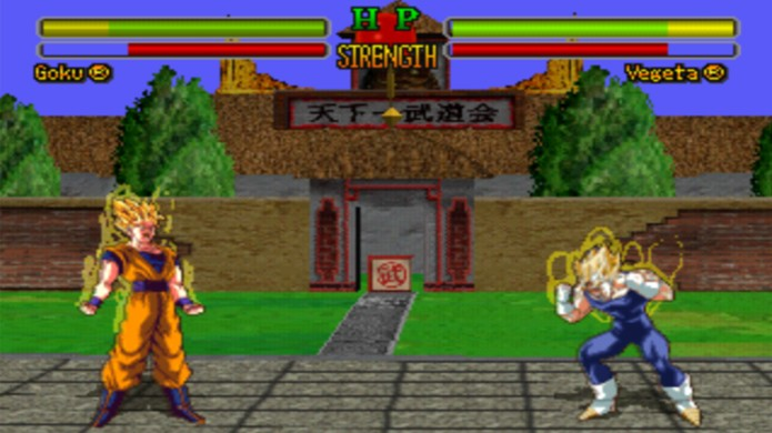 Dragon,Ball,Battle,Ultimate,لعبة,Dragon Ball Z Ultimate Battle 22,22,1,ps,ps1,game,games,action,fight,fighting,العاب,بلايستيشن,محاكى