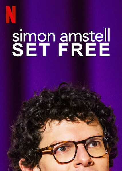 عرض Simon Amstell: Set Free 2019 مترجم