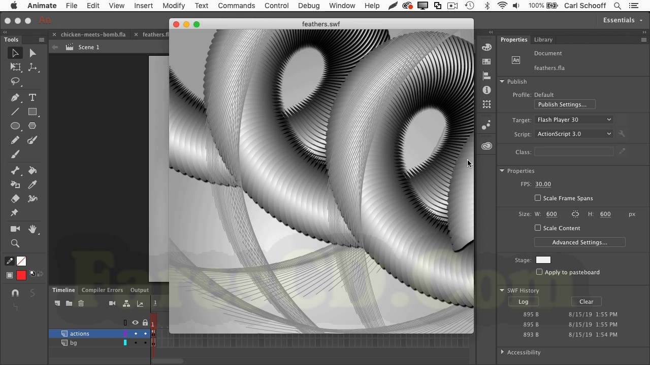 Generative Art with Adobe Animate CC and ActionScript 3,Generative Art,Adobe Animate CC,ActionScript 3