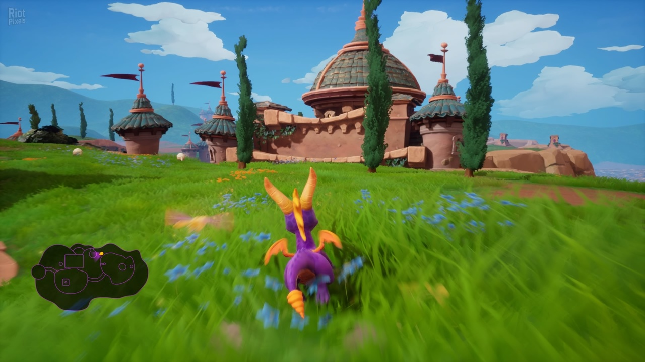 Spyro,Reignited,Trilogy,لعبة,ريباك,Fitgirl,العاب,مغامرة,games,adventure