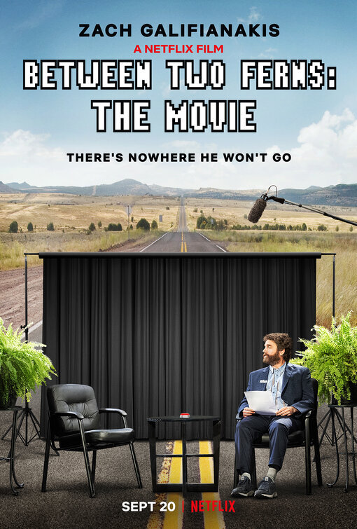 فيلم Between Two Ferns: The Movie 2019 مترجم