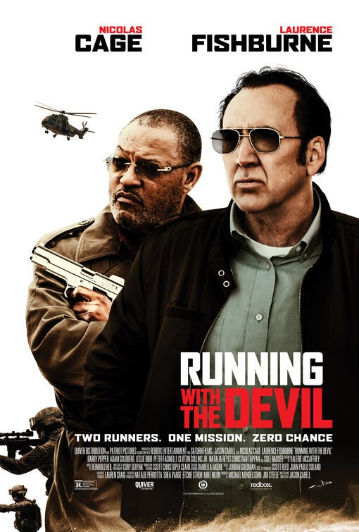 فيلم Running with the Devil 2019 مترجم