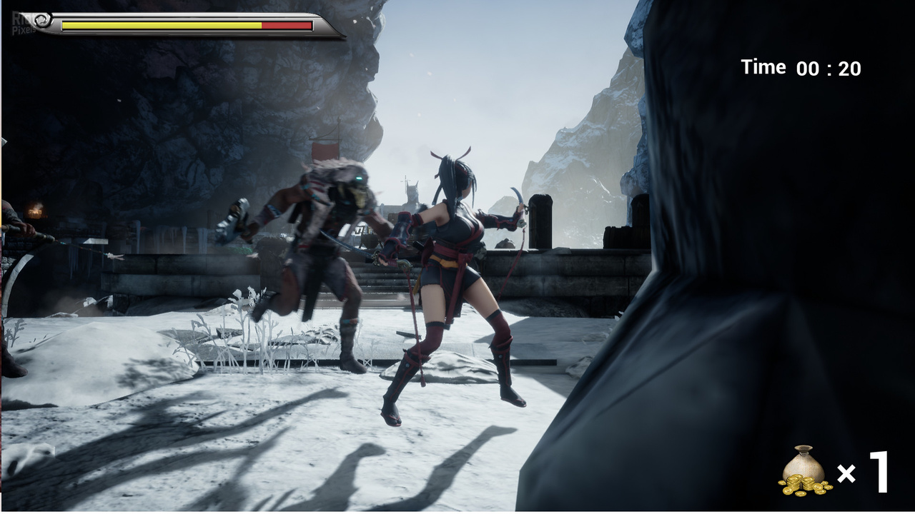 Dual,Battle,Blade,Ninja,Female,لعبة,Fitgirl,ريباك,العاب,اكشن,كاملة,game,games,action,repack
