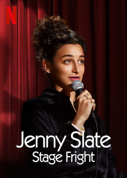 عرض Jenny Slate: Stage Fright 2019 مترجم