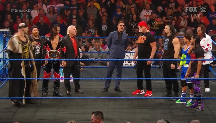 WWE Friday Night Smackdown 2019,WWE,Friday Night Smackdown 2019,Smackdown