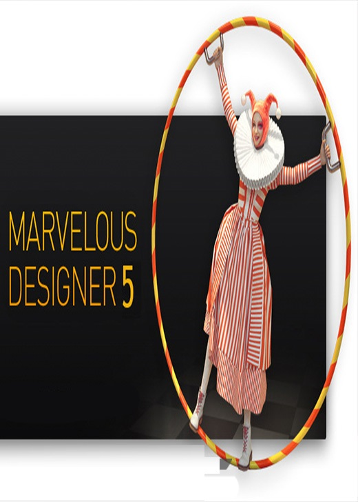 برنامج Marvelous Designer 8 Enterprise v5.1.311 Multilingual