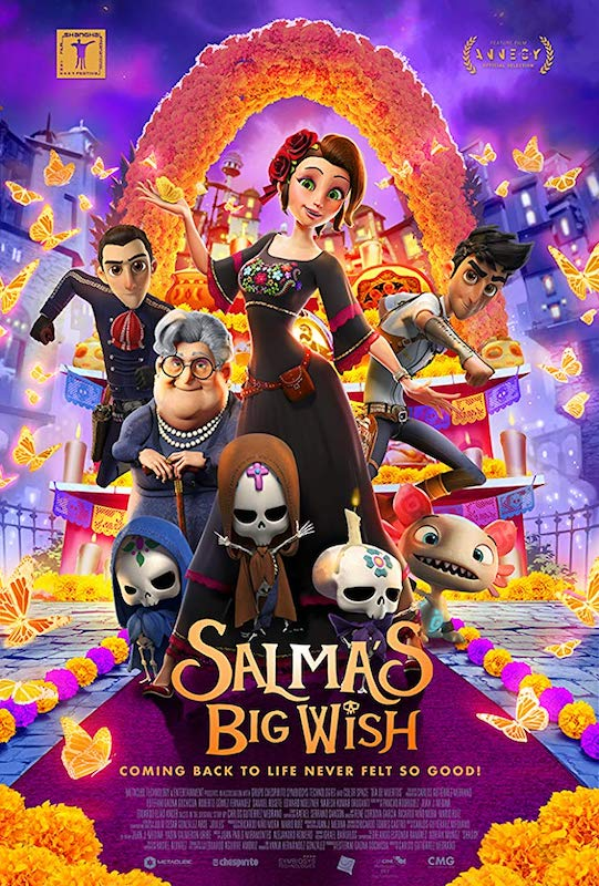 فيلم Salmas Big Wish 2019 مترجم