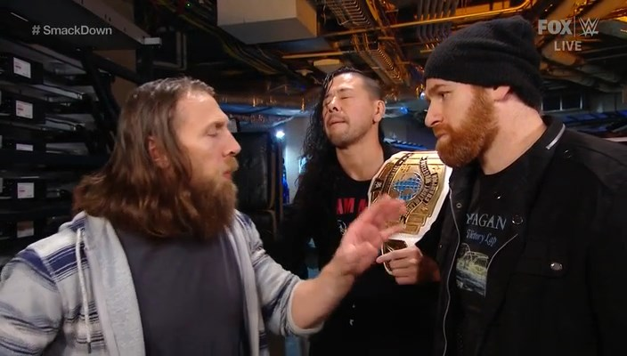 WWE Friday Night Smackdown 2019,Smackdown