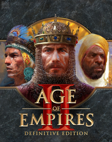 لعبة Age of Empires II Definitive Edition ريباك Fitgirl