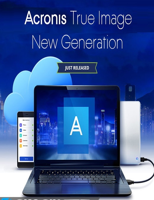 برنامج Acronis True Image 2020 Build 22510 Bootable