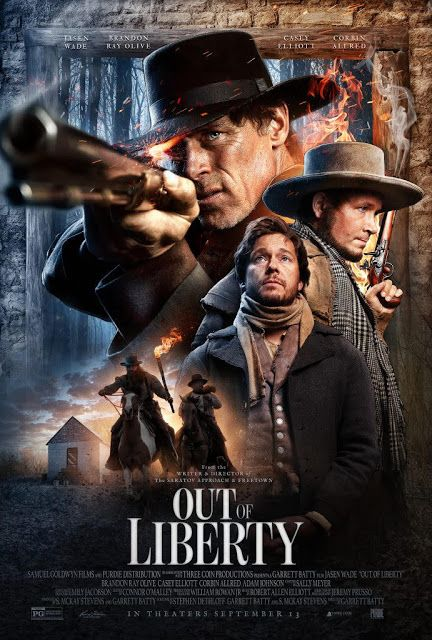 فيلم Out of Liberty 2019 مترجم