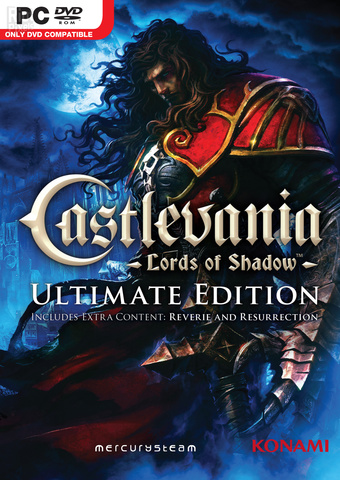 لعبة Castlevania Lords of Shadow Ultimate Edition + All DLCs ريباك Fitgirl