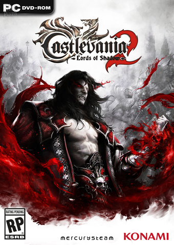 لعبة Castlevania Lords of Shadow 2 + 4 DLCs ريباك Fitgirl
