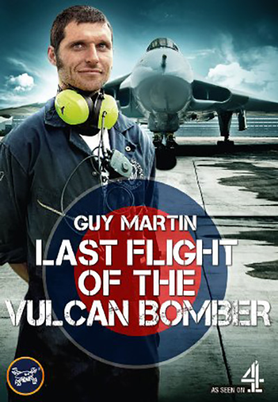 الفيلم الوثائقي Guy Martin: The Last Flight of the Vulcan Bomber مترجم