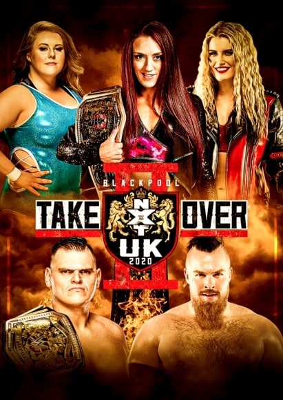 العرض السنوي WWE NXT UK TakeOver Blackpool 2020