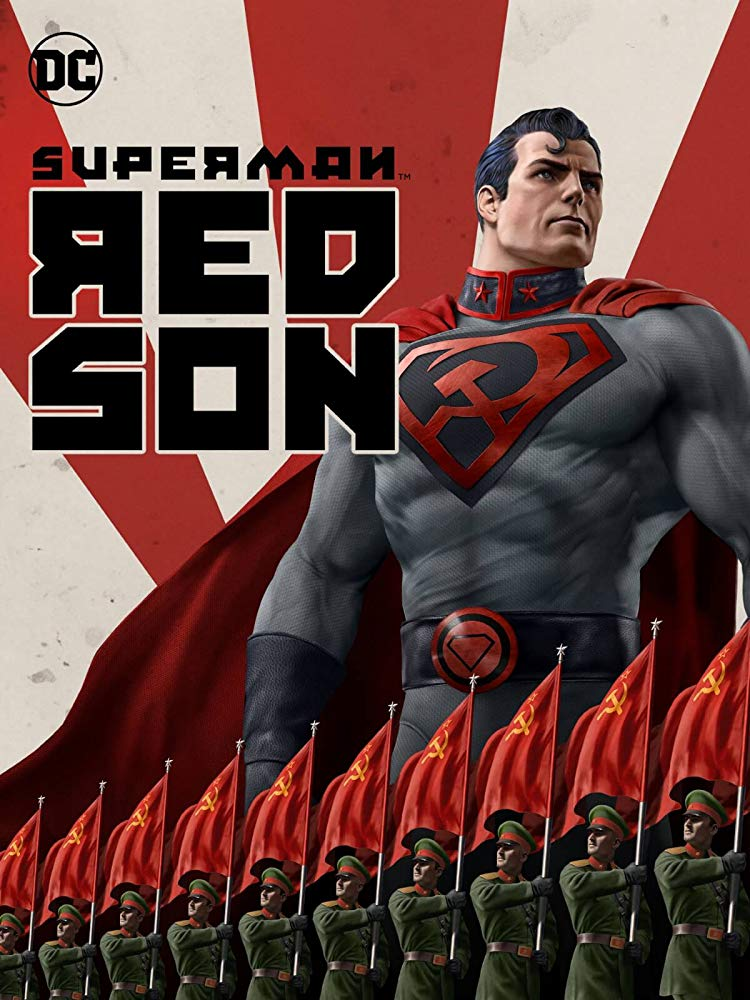 فيلم Superman: Red Son 2020 مترجم