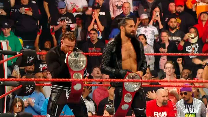 WWE Monday Night Raw 2020,WWE,Raw