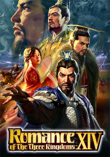 Romance of the Three Kingdoms XIV v1.0.3 + 9 DLCs ريباك Fitgirl