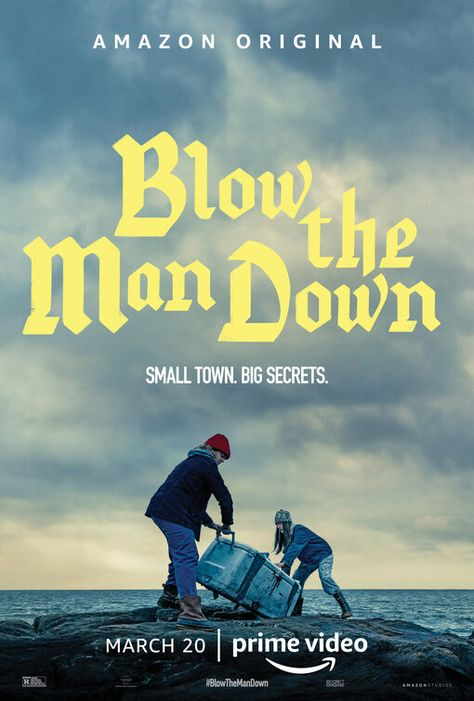 فيلم Blow the Man Down 2019 مترجم