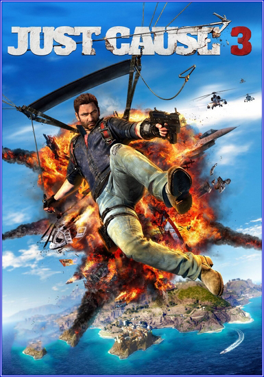 لعبة Just Cause 3 XL Edition v1.05 + All DLCs ريباك Fitgirl
