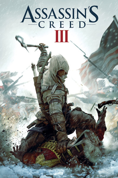 لعبة Assassins Creed III Complete Edition +All DLC ريباك