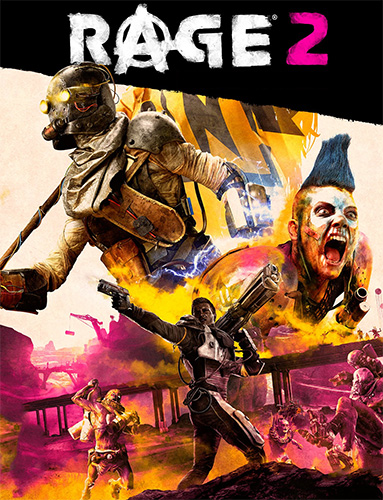 RAGE 2 Deluxe Edition v1.09 + All DLCs and Expansions ريباك Fitgirl