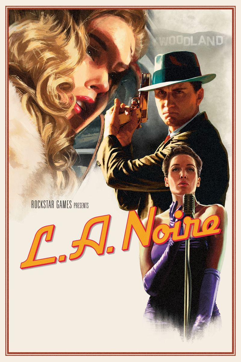 لعبة L.A.Noire The Complete Edition v1.3.2617 + All DLCs ريباك Fitgirl