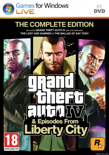 لعبة GTA IV The Complete Edition v1.2.0.32 + Radio Downgrader + Vanilla Fixes v1.3 ModPack ريباك Fit