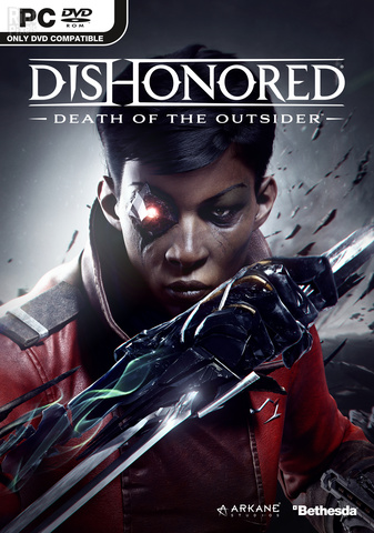 لعبة Dishonored Death of the Outsider ريباك Fitgirl