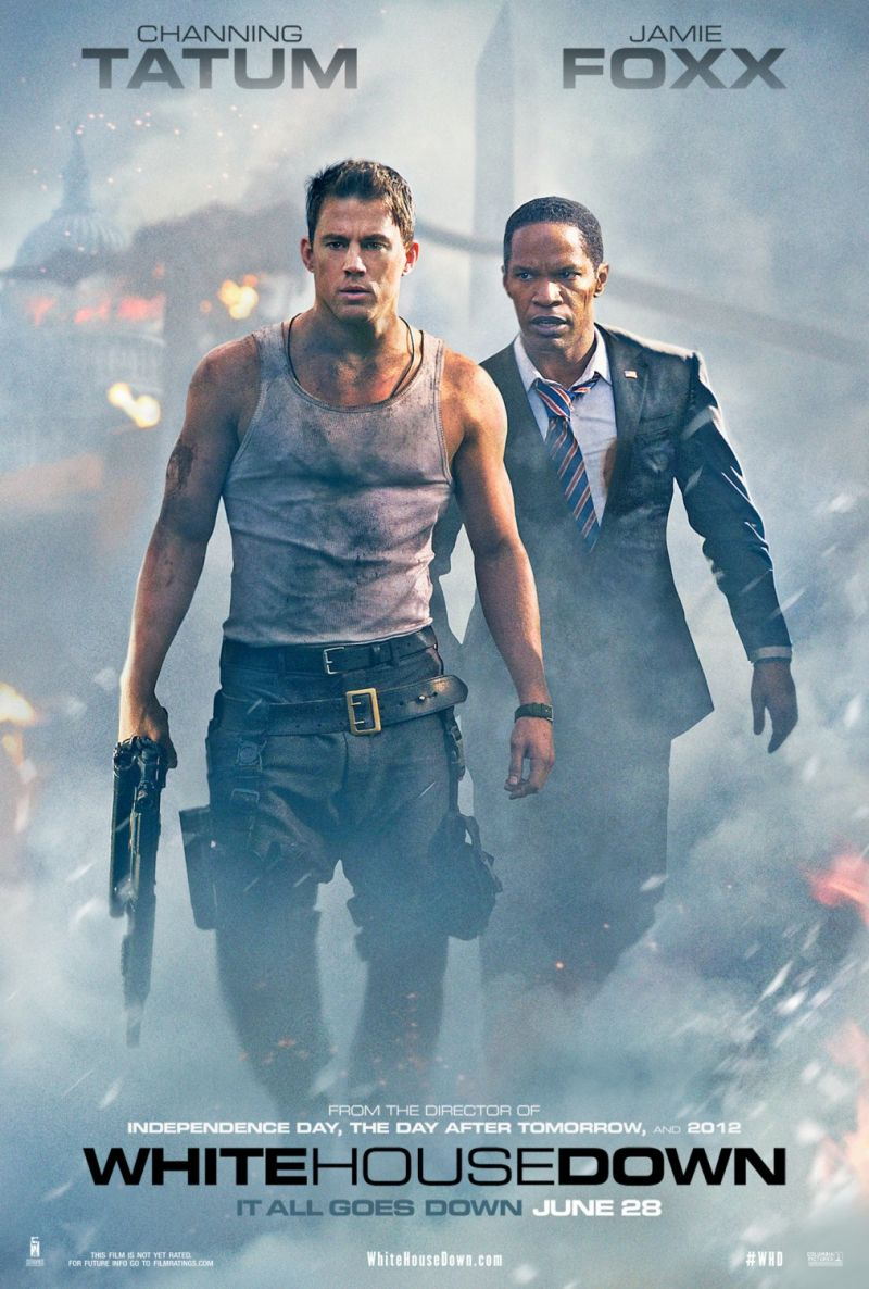 فيلم الأكشن الرهيب White House Down.2013