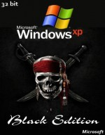 نسخة اكس بى بلاك Windows XP Professional SP3 Black Edition 2013
