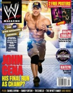 WWE Magazine - Jhon cena His Final Run As Champ - January 2014