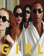 Pharrell Williams - G I R L 320kbps - 2014 - Direct Link