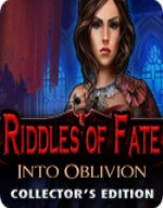 لعبة الألغاز والكارثة Riddles of Fate: Into Oblivion Collectors Edition - HOG Puzzle
