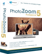 البرنامج الرائع Benvista - PhotoZoom Pro v5.1.2 final Multilingual