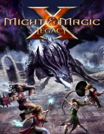 لعبة المغامرات والألغاز Might and Magic X Legacy The Falcon and The Unicorn Addon
