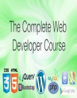 كورس تطوير المواقع Udemy - The Complete Web Development Course