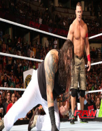 WWE Monday Night Raw 25|08|2014 - مترجم