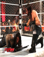 WWE Monday Night Raw - 08|09|2014 - مترجم