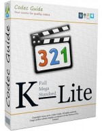 حزمة الكوديك العملاقة K-Lite Codec Pack 10.7.5 Mega/Full/Standard/Basic + Update