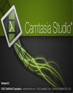 البرنامج الرائع TechSmith Camtasia Studio 8.4.4 Build 1859