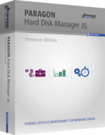 البرنامج الرائع Paragon Hard Disk Manager 15 Premium 10.1.25.431